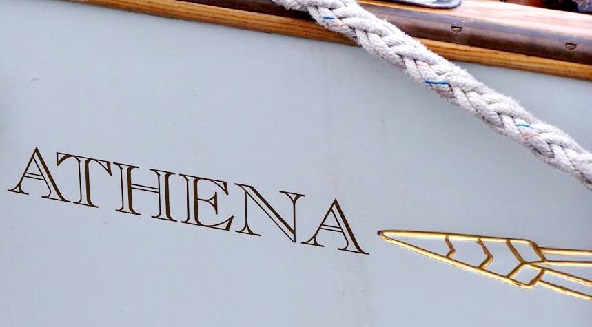SY Athena (ex. Diana II)